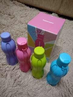 Tupperware Candy Pop Eco bottles set (4 pcs)