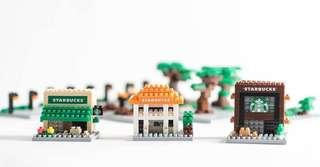 Starbucks Lego