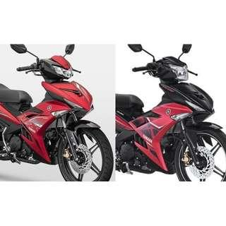 Yamaha Sniper 150 D/P $500 or $0 With out insurance (Terms and conditions apply. Pls call 67468582 De Xing Motor Pte Ltd Blk 3006 Ubi Road 1 #01-356 S 408700.