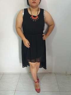 Dress A Simetris Forever 21