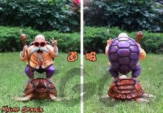 Egg Studio Master Roshi Kung Martial Art Clothing Statue