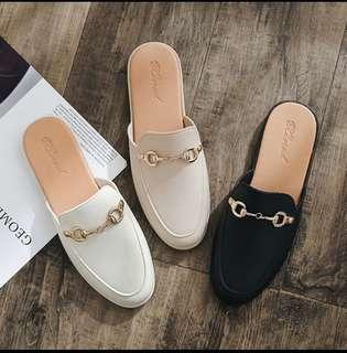 [PO] Basic Gold Slip On Loafers