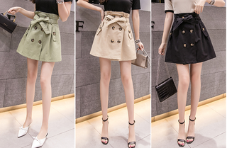 (S - XL) Ladies Skirt #5498