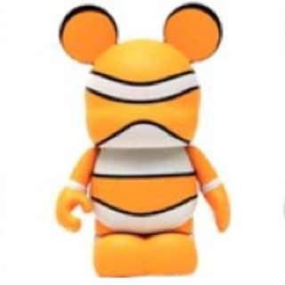 "香港迪士尼樂園 Color Block Series Disney Vinylmation 3"" inch Figure LOOK (全新品)-Nemo"