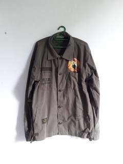 Rawtype riot jacket