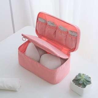 🚚 Bra Underwear Organiser Lingerie Bag Travel Organizer