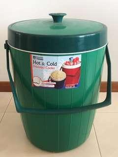 Hot and Cold Insulated Cooler
