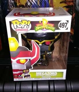f785827b7d5 Mighty Morphin Power Rangers Megazord 6