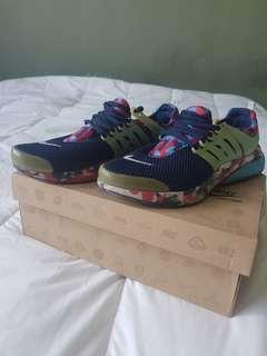 Customed Urban Camo Nike Presto