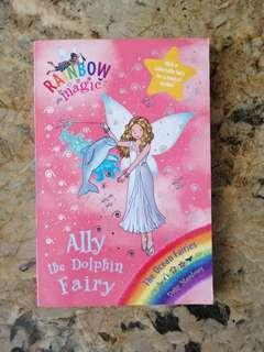 🚚 Rainbow Magic - Ally the dolphin fairy
