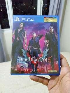 Devil May Cry 5 (unused codes)