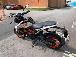 SELLING KTM Duke 390 Road Bike