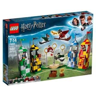 LEGO 75956 Harry Potter - Quidditch Match (RRP: RM213.70)