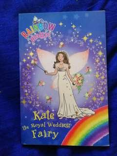 🚚 Rainbow magic - Kate the Royal Wedding Fairy