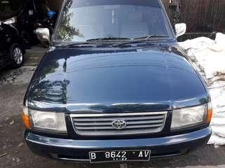 Toyota kijang lsx up manual bemsin