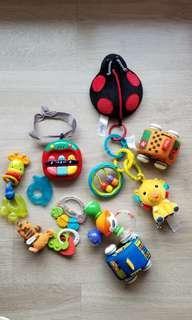 嬰兒玩具 k's kids chicco 嬰幼兒 玩具