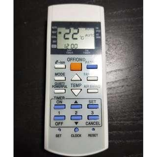 🚚 Panasonic Aircon Remote Control