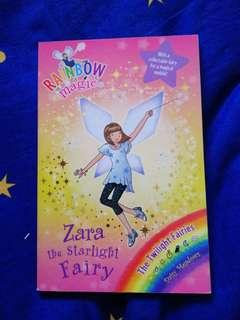 🚚 Rainbow magic - Zara the Twilight Fairy