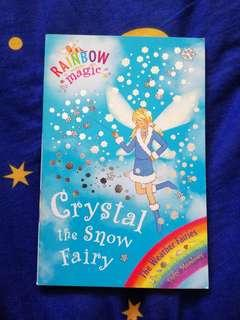 Rainbow magic - Crystal the Snow Fairy