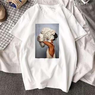 🚚 100% cotton harajuku aesthetic tshirt