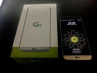 LG G5 Gold