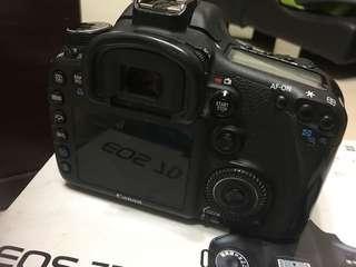 Canon 7d 片幅之王 盒裝標準配件