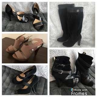 Michael Kors Boots Booties Heels Sandals Shoes
