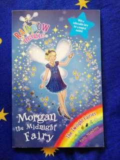 🚚 Rainbow magic - Morgan the Midnight Fairy