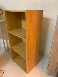Sturdy 3 tier shelving