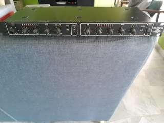 Drawmer LX20 compressor