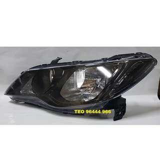 Honda Civic '2009-2011 FD Head Light / Head Lamp (NEW)