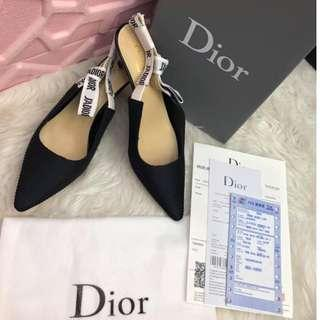 DIOR CANVAS SHOES