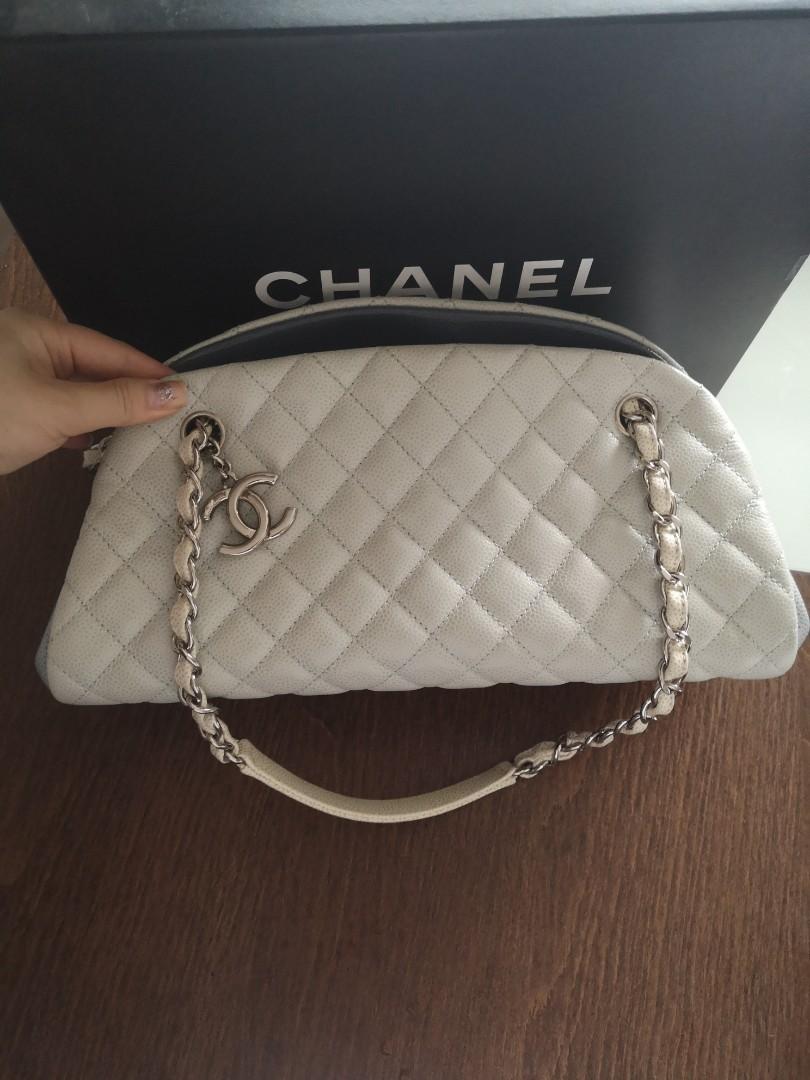 7a8ea03b148f69 100% Authentic Chanel Bowler Tote, Luxury, Bags & Wallets, Handbags ...