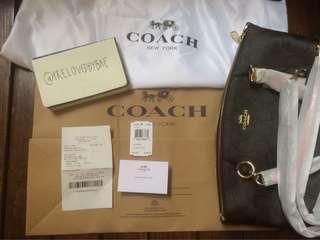 Coach Bag Original (PO MALAYSIA)