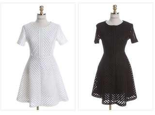 🚚 Ribbed Dress