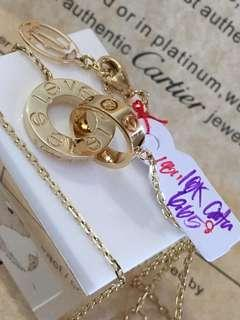 Real gold Cartier  Necklace