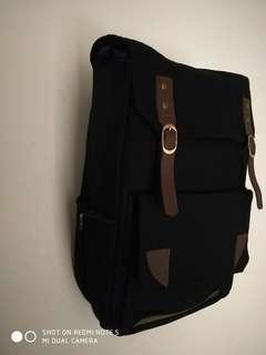 Korean style backpack/tas ransel/tas sekolah kuliah kerja travel