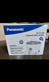 🚚 Panasonic Rice Cooker