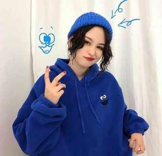 Unisex Sesame Street Hoodie