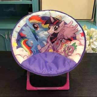 Little Pony Saucer Chair