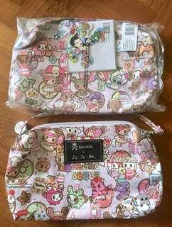 BNWT Donutella Sweet Shop Be Quick - nice pp of popcorn couple baker boy baby cactus ! Jujube  JJB x Tokidoki range