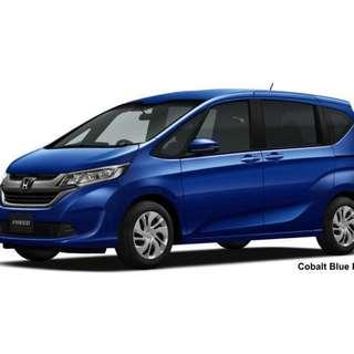 BRAND NEW HONDA FREED HYBRID