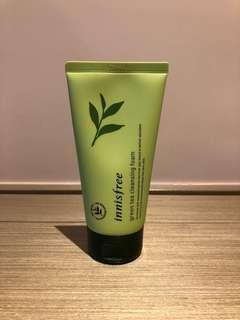 NEW Innisfree Green Tea Cleansing Foam 150ml
