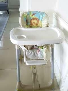 Peg Perego Duplo High Chair