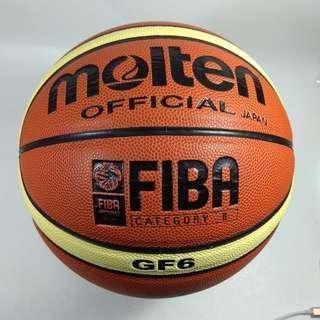 🚚 Molten 6 號 PU 籃球 GF6 女籃 (=) 定價2500