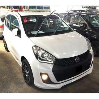 Perodua Myvi 1.5 SE (A)