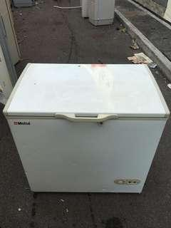 Mistral chest freezer ice freezer Peti Ais Beku Refurbished
