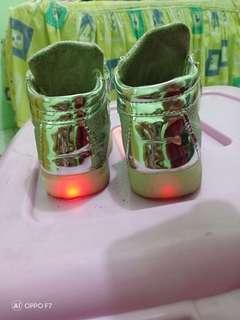 Sepatu bayi insole 13cm