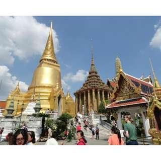 4d, 3n Bangkok Tour package with city tour