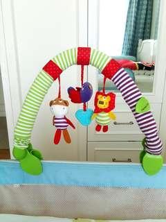 Mainan Gantung Stroller